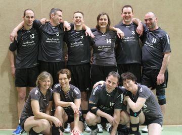 Mannschaftsfoto 1. Mixed 2013